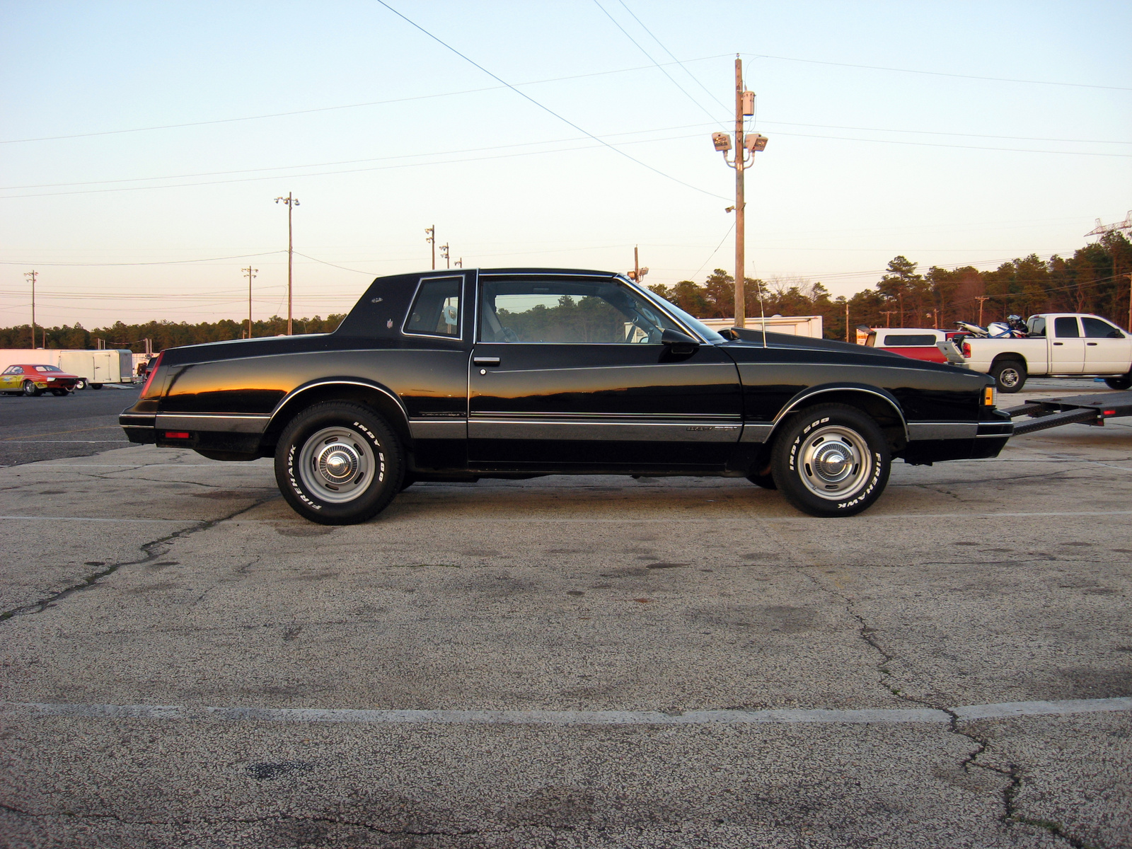 1988 Chevrolet Monte Carlo picture, exterior