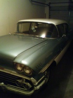 Picture of 1958 Chevrolet Biscayne, exterior
