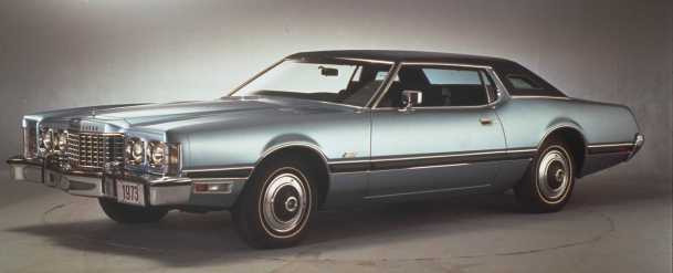 1973 Ford Thunderbird picture, exterior