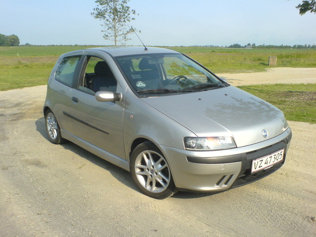 Picture of 2002 FIAT Punto, exterior, gallery_worthy