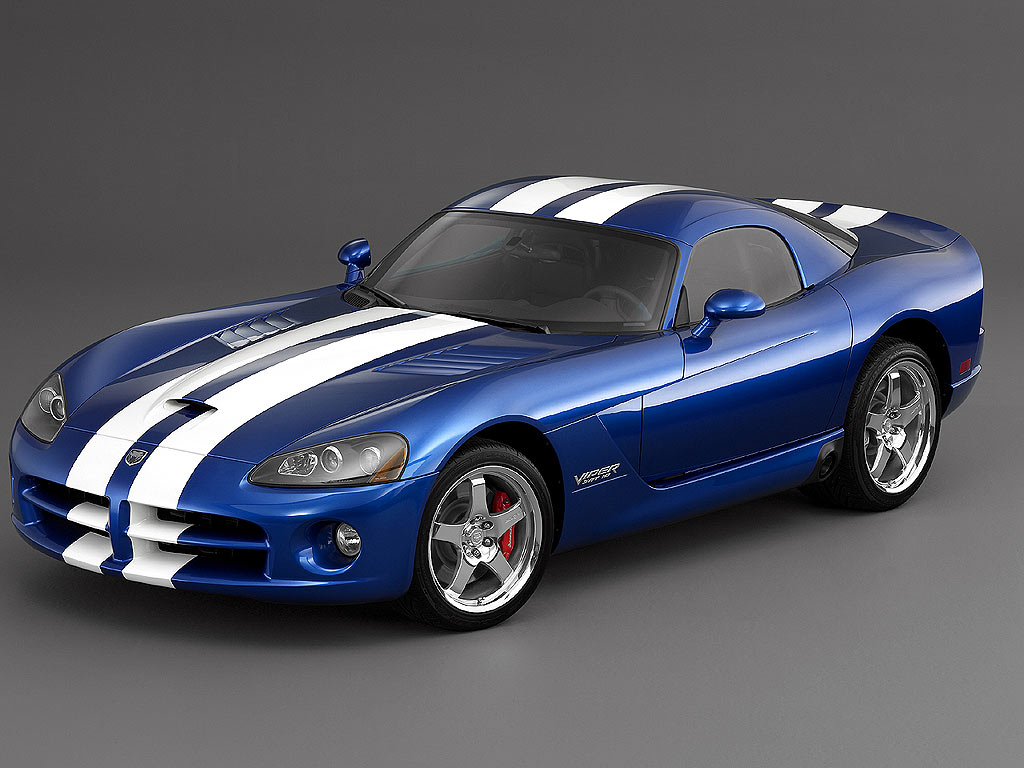 2006 Dodge Viper SRT-10 2dr Coupe picture