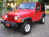 2006 Jeep Wrangler Overview