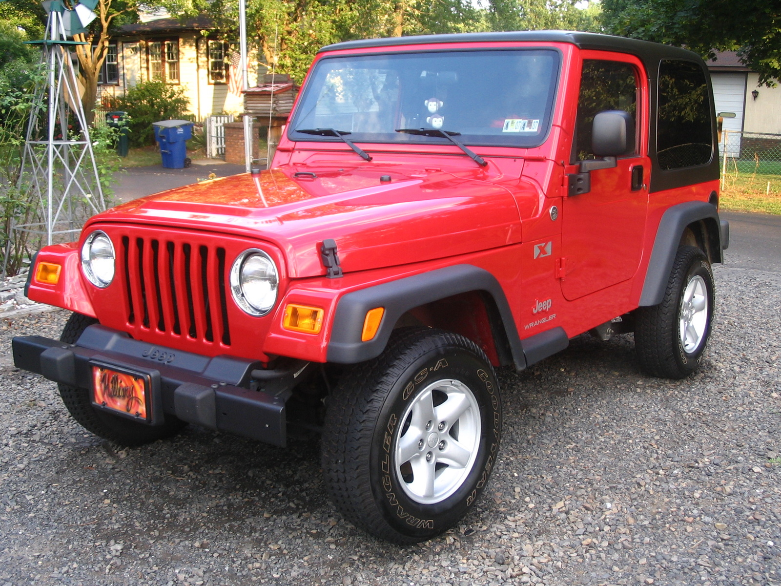 2006 Jeep Wrangler X picture