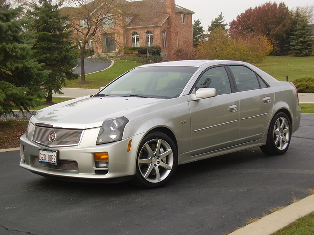 2004 Cadillac Cts V Pictures Cargurus
