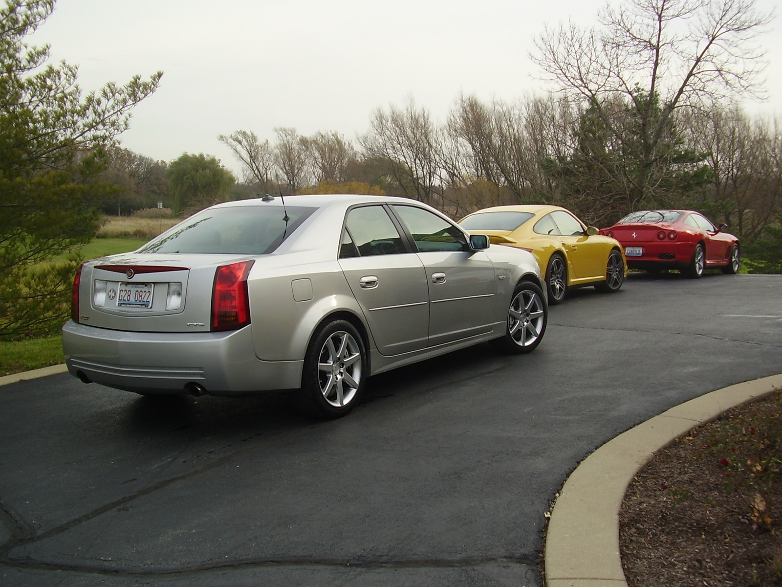 2004 Cadillac CTS-V - Pictures - CarGurus