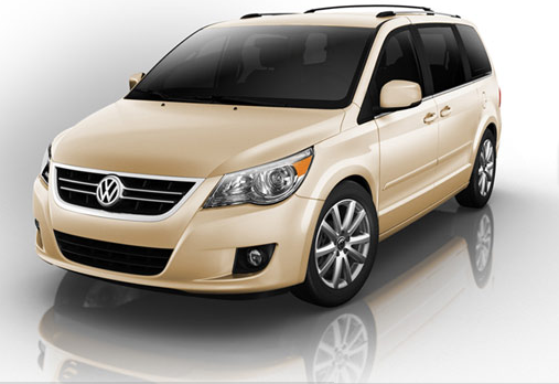 2008 Volkswagen Touran