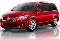 2009 Volkswagen Routan Overview