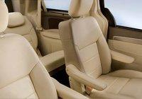 2009 Volkswagen Routan, seating, interior, manufacturer