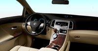 2009 Toyota Venza, dashboard, interior, manufacturer