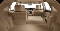 2009 Toyota Venza, space, interior, manufacturer
