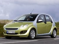 2004 smart forfour Picture Gallery