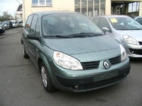 2004 Renault Scenic Overview