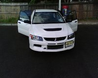 Picture of 2004 Mitsubishi Lancer Evolution RS, exterior