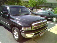 1996 Dodge Ram Pickup 1500 2 Dr Laramie SLT Extended Cab SB picture, exterior