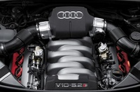 2007 Audi S6 5.2 Quattro picture, engine