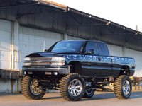 Picture of 2000 Chevrolet Silverado 1500 Ext Cab Short Bed 4WD, exterior, gallery_worthy