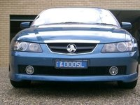Picture of 2004 Holden Calais, exterior
