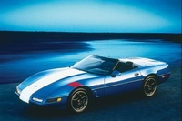 1996 Chevrolet Corvette Grand Sport Convertible, 1996 Chevrolet Corvette 2 Dr Grand Sport Convertible picture, exterior