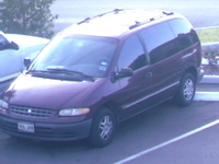 2000 Plymouth Grand Voyager Overview