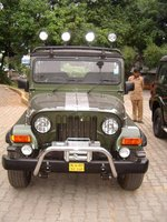1986 Jeep CJ8 Overview
