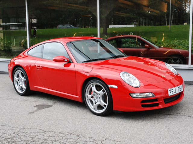 2006 Porsche 911 Carrera S picture
