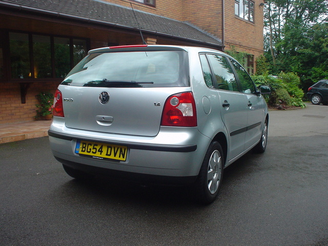 Who Owns Volvo >> 2004 Volkswagen Polo - Pictures - CarGurus