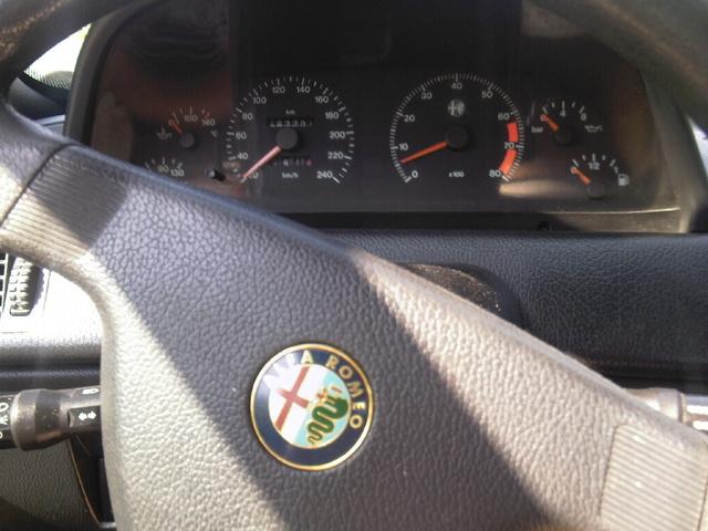 Picture of 1995 Alfa Romeo 155, interior, gallery_worthy