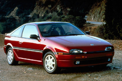 Picture of 1992 Nissan NX 2 Dr 2000 Hatchback, exterior