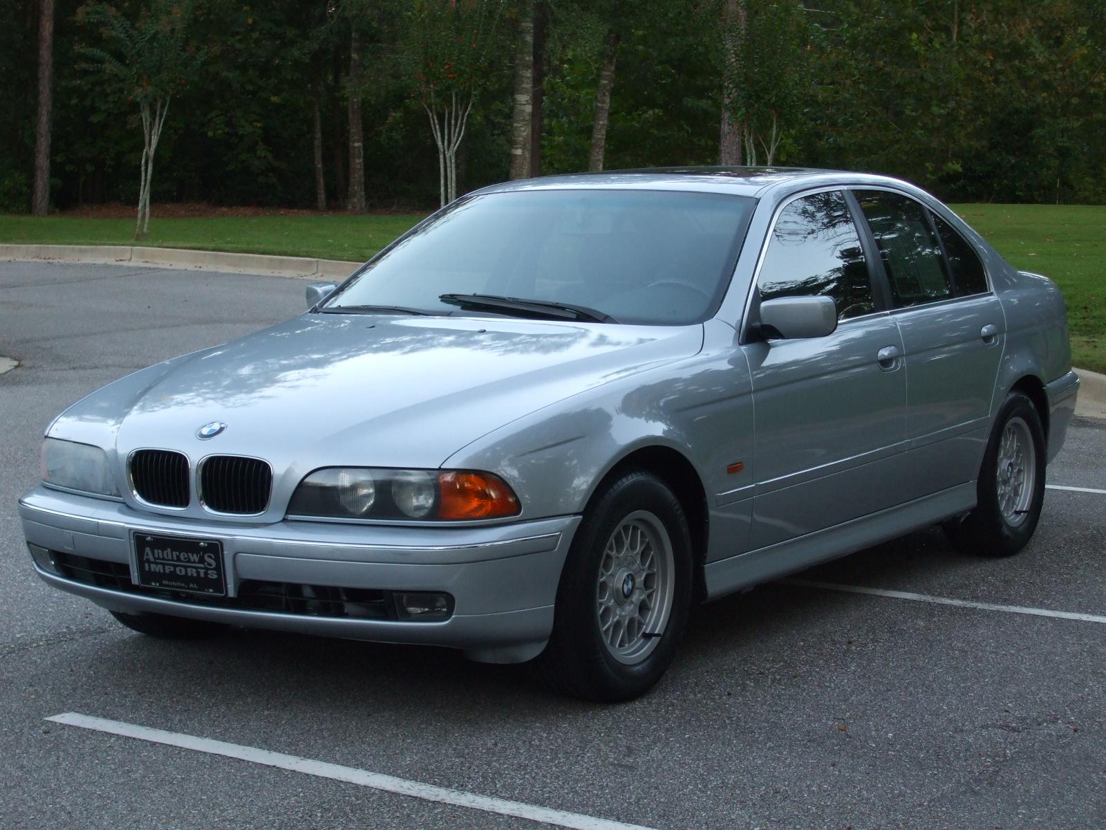 1998 Bmw 5 Series Pictures Cargurus