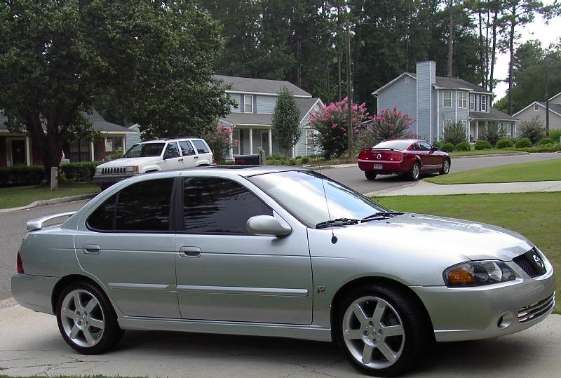04 Nissan Sentra Ser Spec V Autos Post