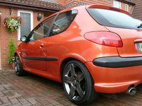 Picture of 2000 Peugeot 206, exterior, gallery_worthy