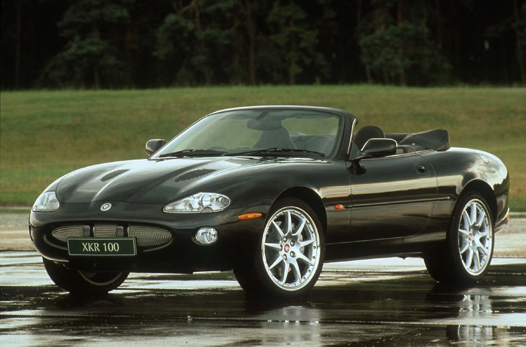 2006 Jaguar Xk Series Pic 62858