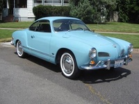 1970 Volkswagen Karmann Ghia Overview