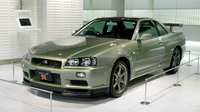 1999 Nissan Skyline Picture Gallery