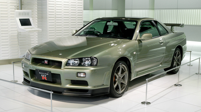 Picture of 1999 Nissan Skyline