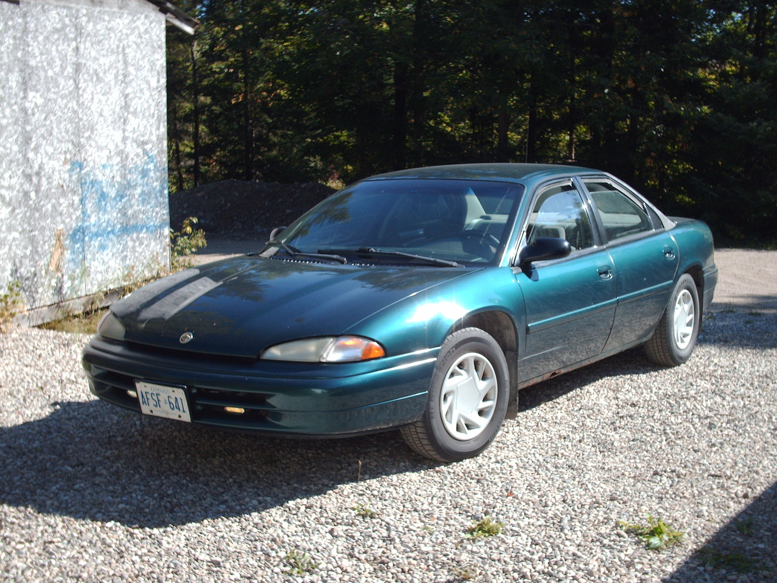 1993 dodge intrepid: