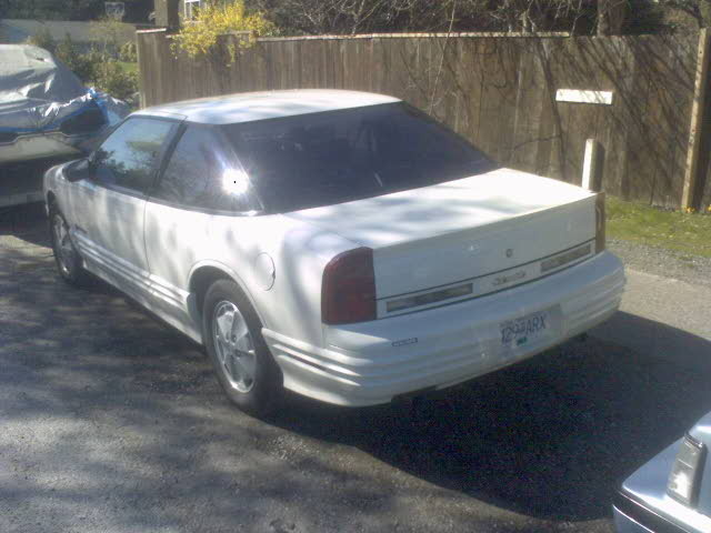Picture of 1992 Oldsmobile Cutlass Supreme 2 Dr International Coupe