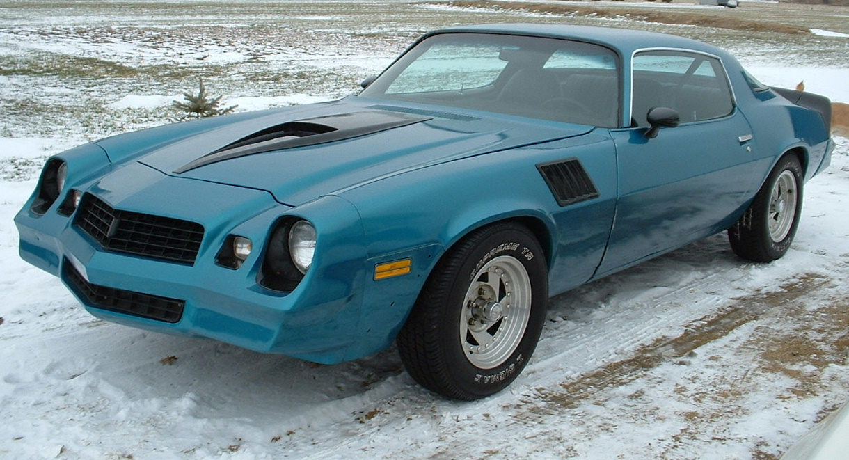 1979 Chevrolet Camaro picture