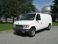 1997 Ford E-250 Overview