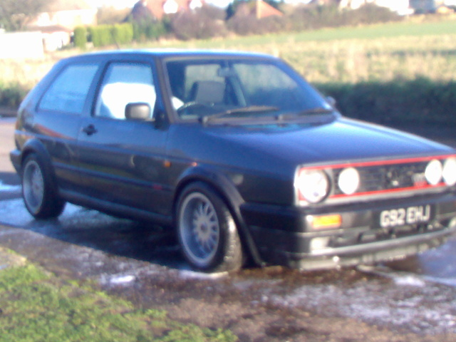 1989 Volkswagen GTI