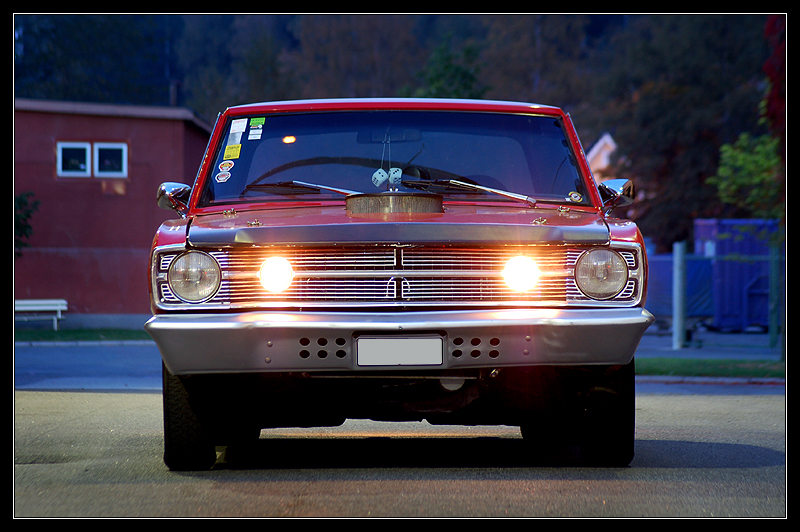 1968 Dodge Dart picture, exterior