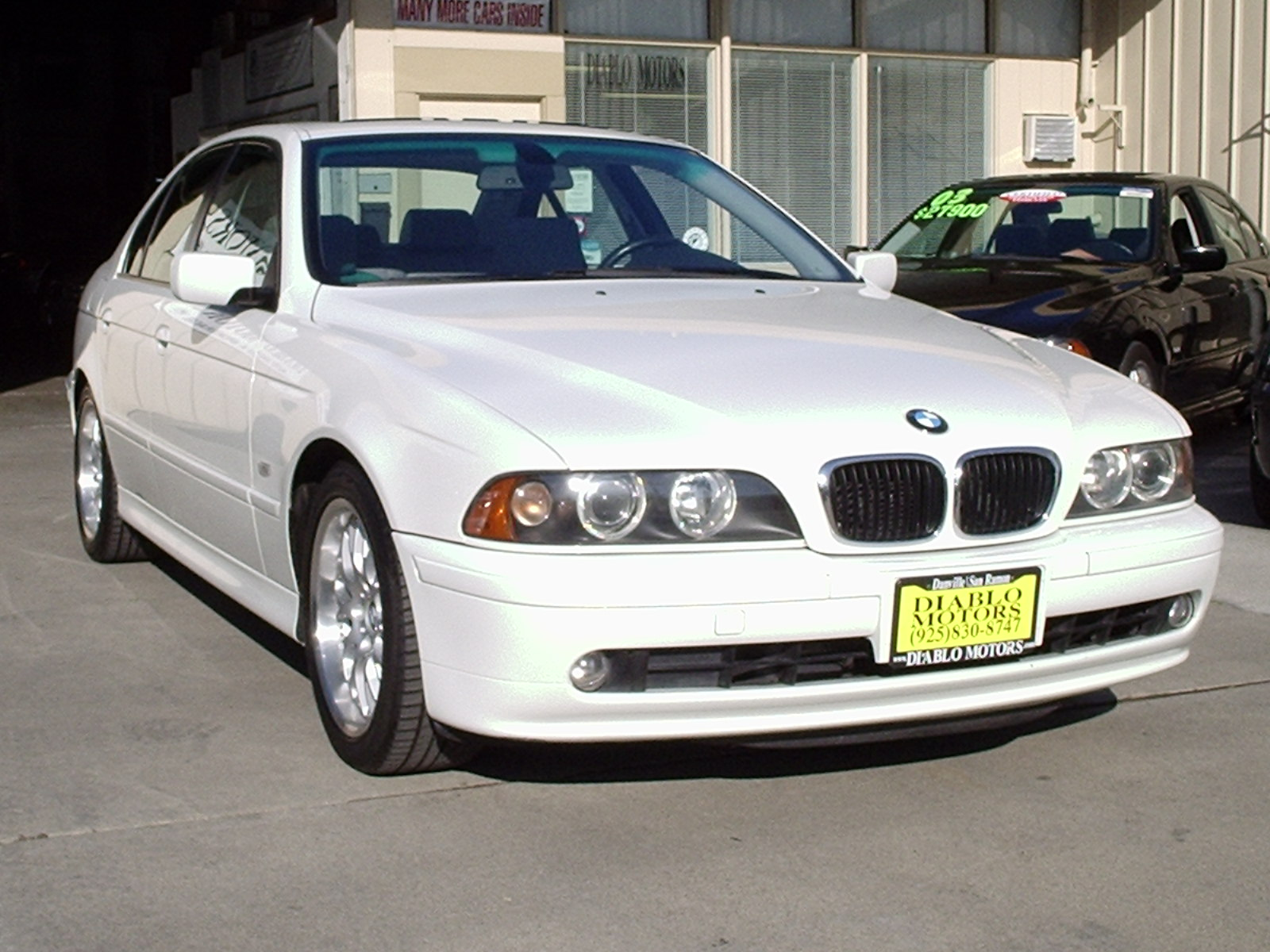 2002 Bmw 5 Series Other Pictures Cargurus