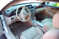 Picture of 2004 Toyota Camry Solara SLE V6, interior