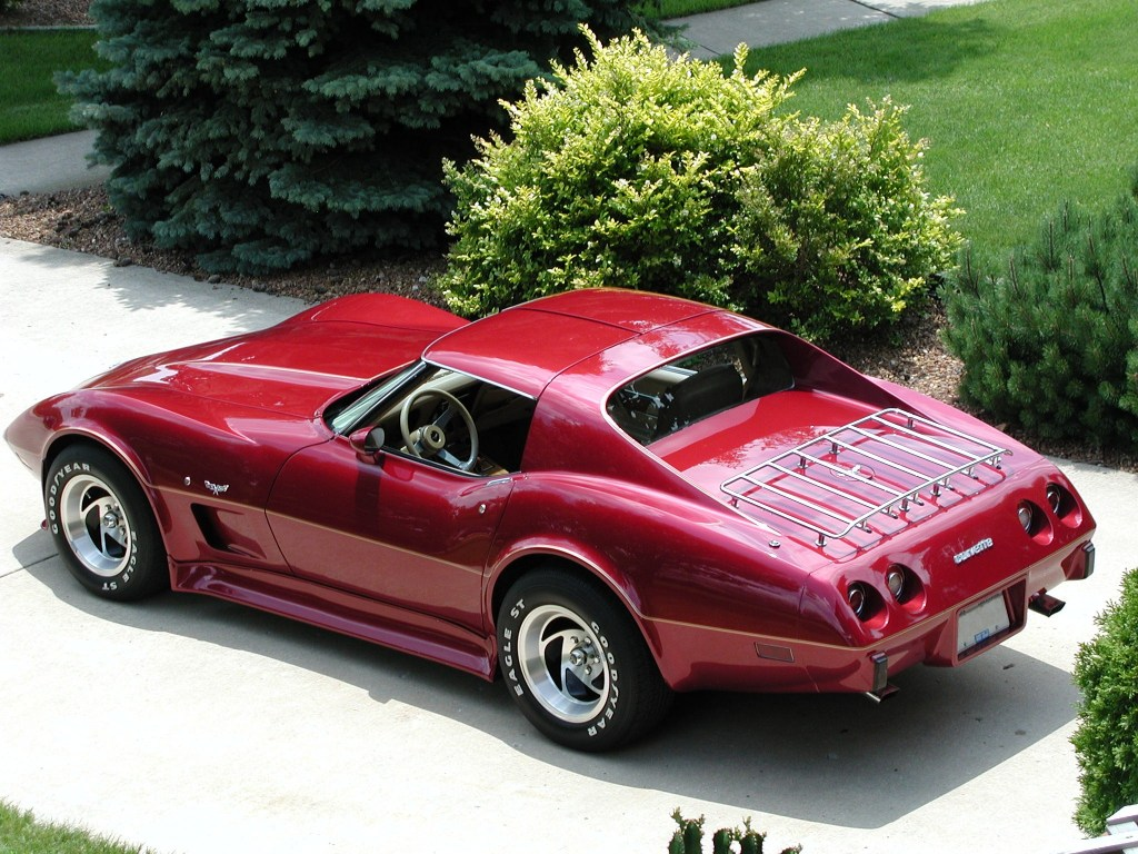 Picture of 1976 Chevrolet Corvette, exterior