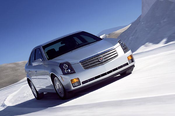 Picture of 2003 Cadillac CTS
