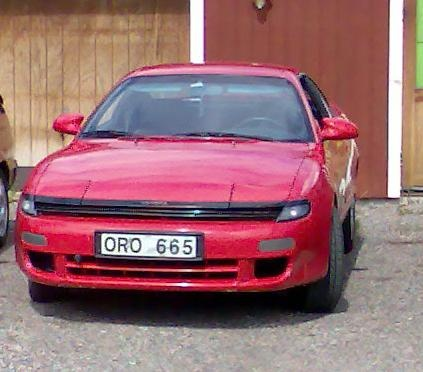 Picture of 1990 Toyota Celica