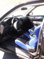 1997 Honda Civic Coupe picture, interior