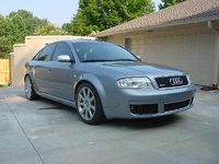 2003 Audi S6 Overview