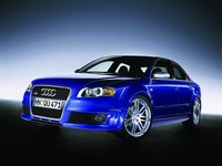 2007 Audi RS 4 Picture Gallery