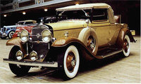 1931 Cadillac Fleetwood Overview
